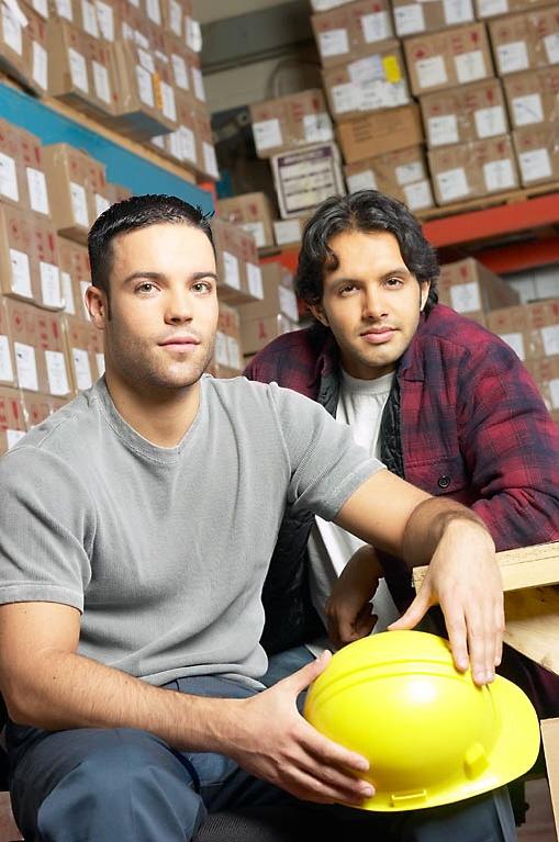 Carlos and Salvador