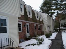 A Winter Scene Near Londonderry New Hampshire.