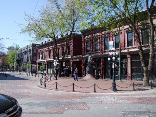 The future finishes at Gastown