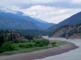 Fraser Canyon - Gateway to the past