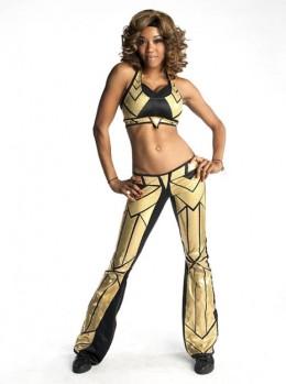 Alicia Fox (WWE)