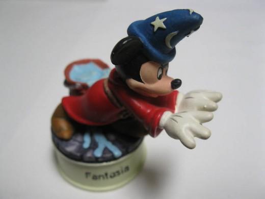 Lenox Mickey Fantasia Thimble