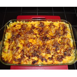 TUNA CASSEROLE (Photo courtesy of http://allrecipes.com/)