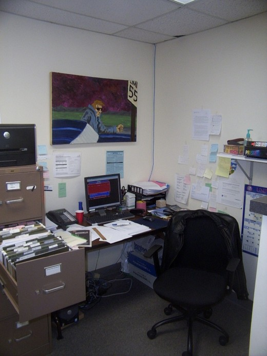 Do you need a clean work space, or do you thrive in clutter?