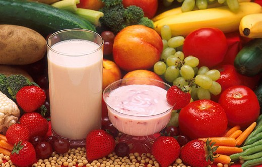 SOY-WHEY-PROTEIN DIET : BEING A VEGETARIAN (Photo courtesy of http://en.wikipedia.org/)