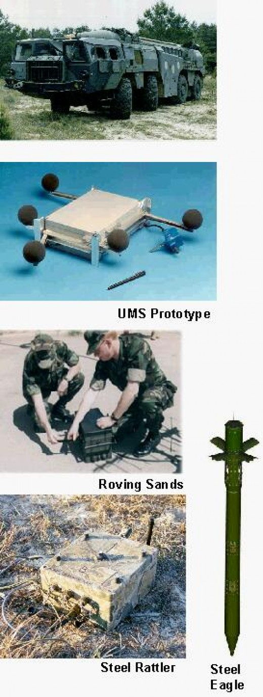 The Unattended MASINT Sensor originated out of the need to locate high value targets deep in enemy territory. DIA tasked Sandia National Laboratories with the development of an Unattended MASINT Sensor capable of identifying TELs and their supporting