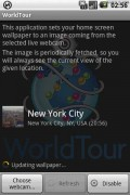 World Tour Config screen: choose a specific webcam, or choose random! (from Androlib)