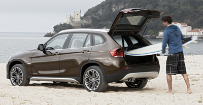 How can you not enjoy the BMW X1