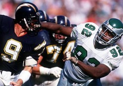Philadelphia Eagles' All-Time Sack Leaders
