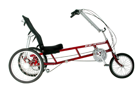"If riding a recumbent is easy and comfortable, then riding a recumbent trike is even better. With a recumbent trike, the rider gets the comfort and mechanical pedaling advantage along with the stability and confidence a trike brings.  ""The confidence"