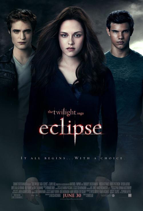 Twilight Saga Eclipse - directed by David Slade