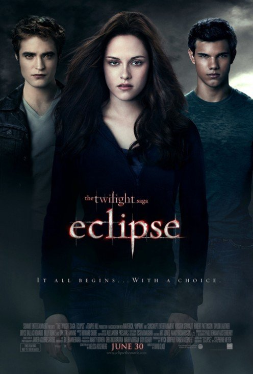 Twilight Saga Eclipse - directed by David Slade