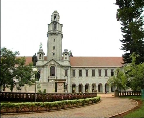 Indian Institute of Science,Bangalore
