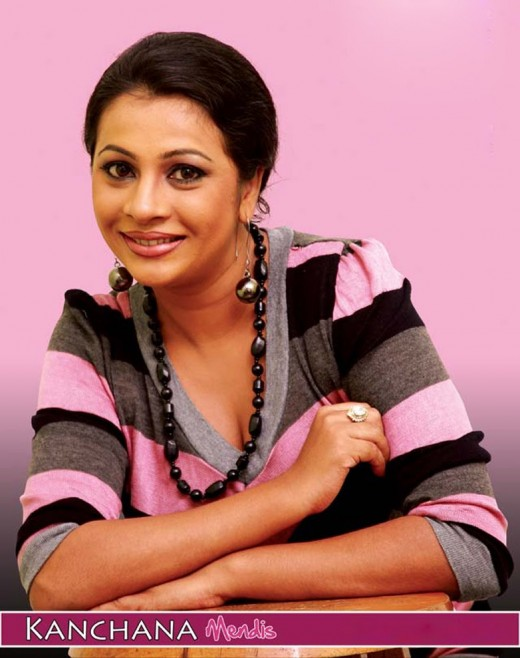 Kanchana Mendis - Sri Lankan Actress