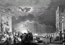 Riots in Eighteenth Century Europe