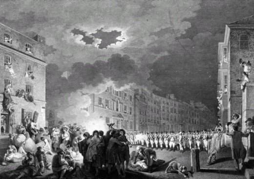the role of riots in the eighteenth century Surgery in the 1700s overview surgery has a long history in the healing arts its history dates back thousands of years to during the eighteenth century.
