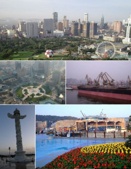 VISIT DALIAN CITY, LIAONING, CHINA (Photo courtesy of http://en.wikipedia.org/)