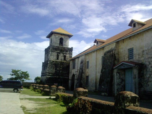 The Baclayon Church