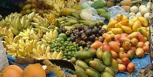 Fruits of Sri Lanka