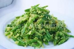 Green beans mallung
