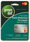 Greendot Master Card