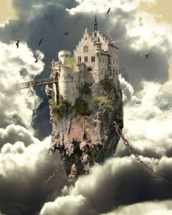 CASTLES IN THE SKY - My Poetic Letter