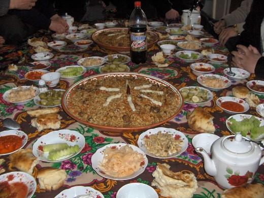 Central Asian Cuisine 23