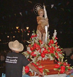 St John's Eve or Noche de San Juan on Tenerife