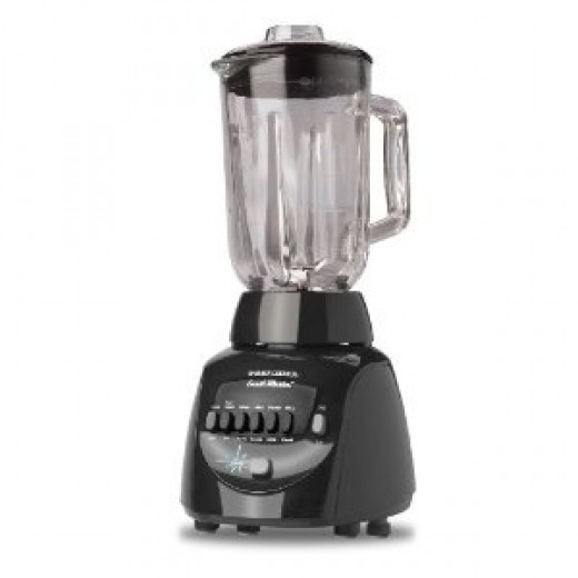 Black & Decker BL10450HB Crush Maser 10 Speed Blender with 42 oz Glass Jar