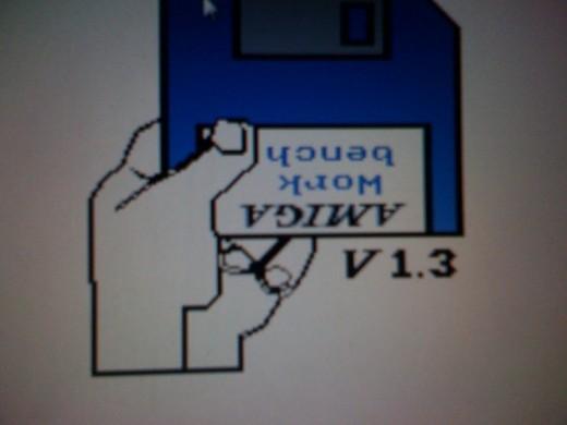Amiga Workbench Image