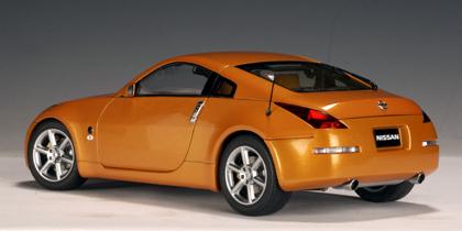 1/18 scale AUTOart Nissan Fairlady Z