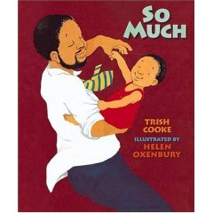 So Much Trish Cooke and Helen Oxenbury