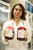 Donate at a cord blood bank!