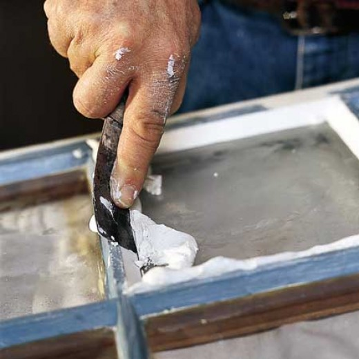 Re-glazing your windows can be DIY with the right tools and know-how.