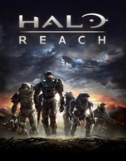 Halo Reach Cover