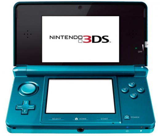 Most likely what the final 3DS will look like when it launches.