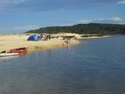 Fun places for Kayaking , Bournda National park NSW