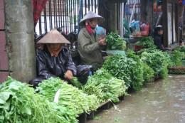 Vietnamese Food Market, Sapa