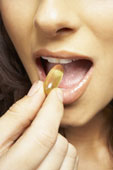 You may need to supplement with Omega-3 fatty acid to get the quantity you need daily.