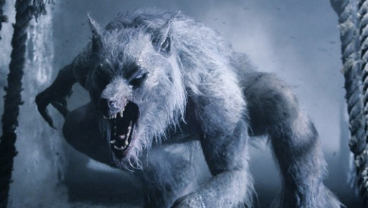 Werewolf in Underworld movies