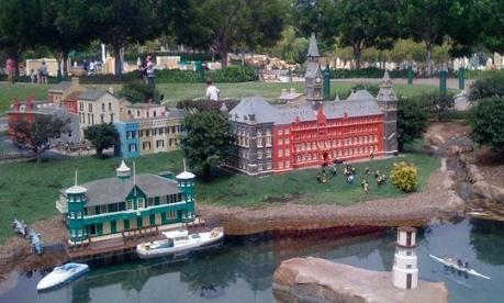 Miniland, U.S.A. - New Orleans (probably pre-Katrina, but you never know).