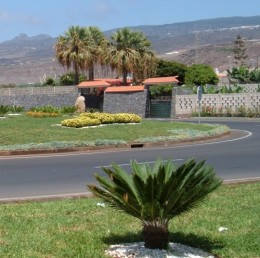 Alcala roundabout
