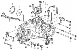 View Acura Parts Catalog Detail moreover 5 3 L Sensor Locations as well Honda Civic Sensor Diagram additionally 89 Corvette Fuse Box Diagram furthermore Honda Del Sol Fuse Box. on integra map sensor