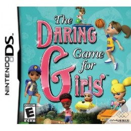 Daring Game for Girls brings a feminine touch to the Top Ten DSi Games list.