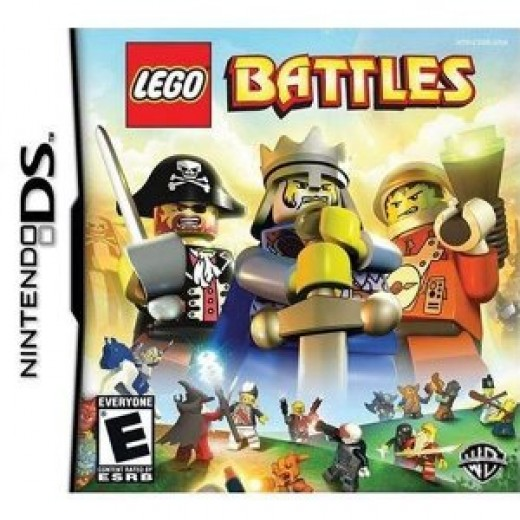 Lego Battles is a great boys DSi game.