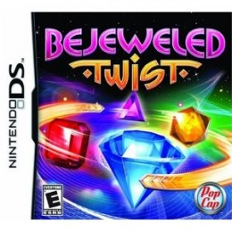 Bejeweled Twist DS brings this fantastic Nitnendo DSi puzzle game to the amazing Nintendo DSi Console!