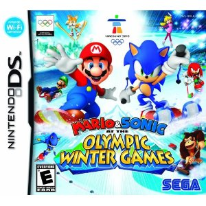 Mario and Sonic Winter Olympic Games