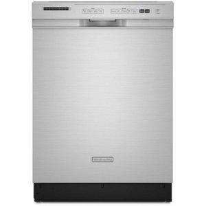 KitchenAid Architect Series II : KUDS30IVSS Full Console Dishwasher - Stainless Steel