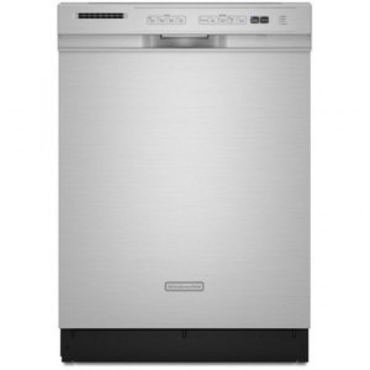 KitchenAid Architect Series II : KUDS30IVSS Full Console Dishwasher - Stainless Steel