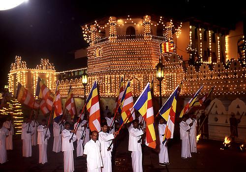 Kandy perahera Sri Lanka